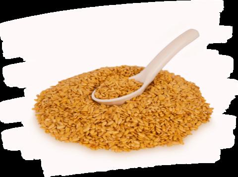 Семена льна Pattra Organic золотые 250 г