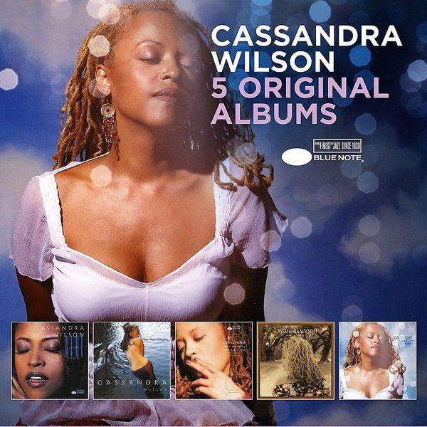 WILSON, CASSANDRA: Original Albums