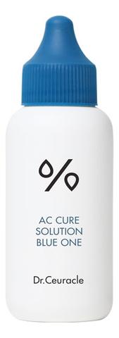 Точечное Средство Против Акне DR. CEURACLE Ac Cure Blue One