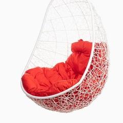 Подушка красная для подвесных кресел