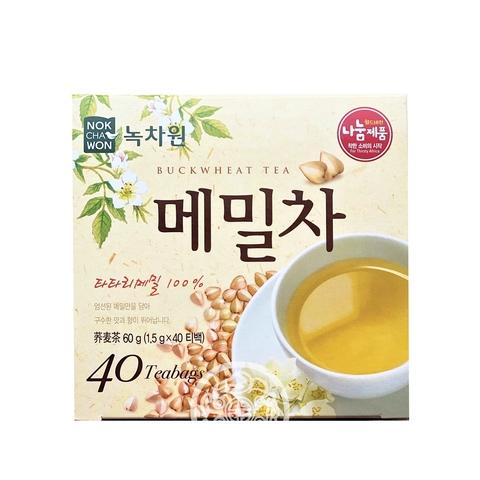 Чай гречишный Nokchawon 1,5г*40п кор 60г Корея