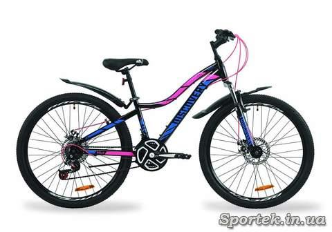Горный женский велосипед Discovery Kelly AM DD с 26