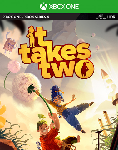 It Takes Two (Xbox, русские субтитры)