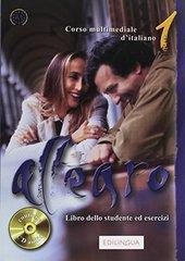 Allegro 1 Libro dello studente ed esercizi with CD