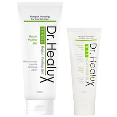 Гель-пилинг Dr.Healux для кожи лица с муцином улитки и экстрактом центеллы азиатской 100 мл