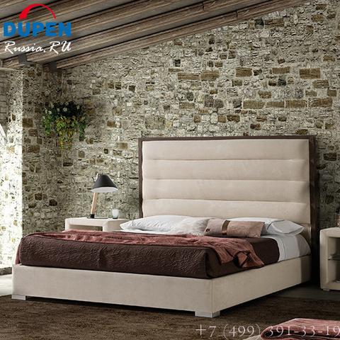 Кровать Dupen (Дюпен) 663 ALEXANDRA beige