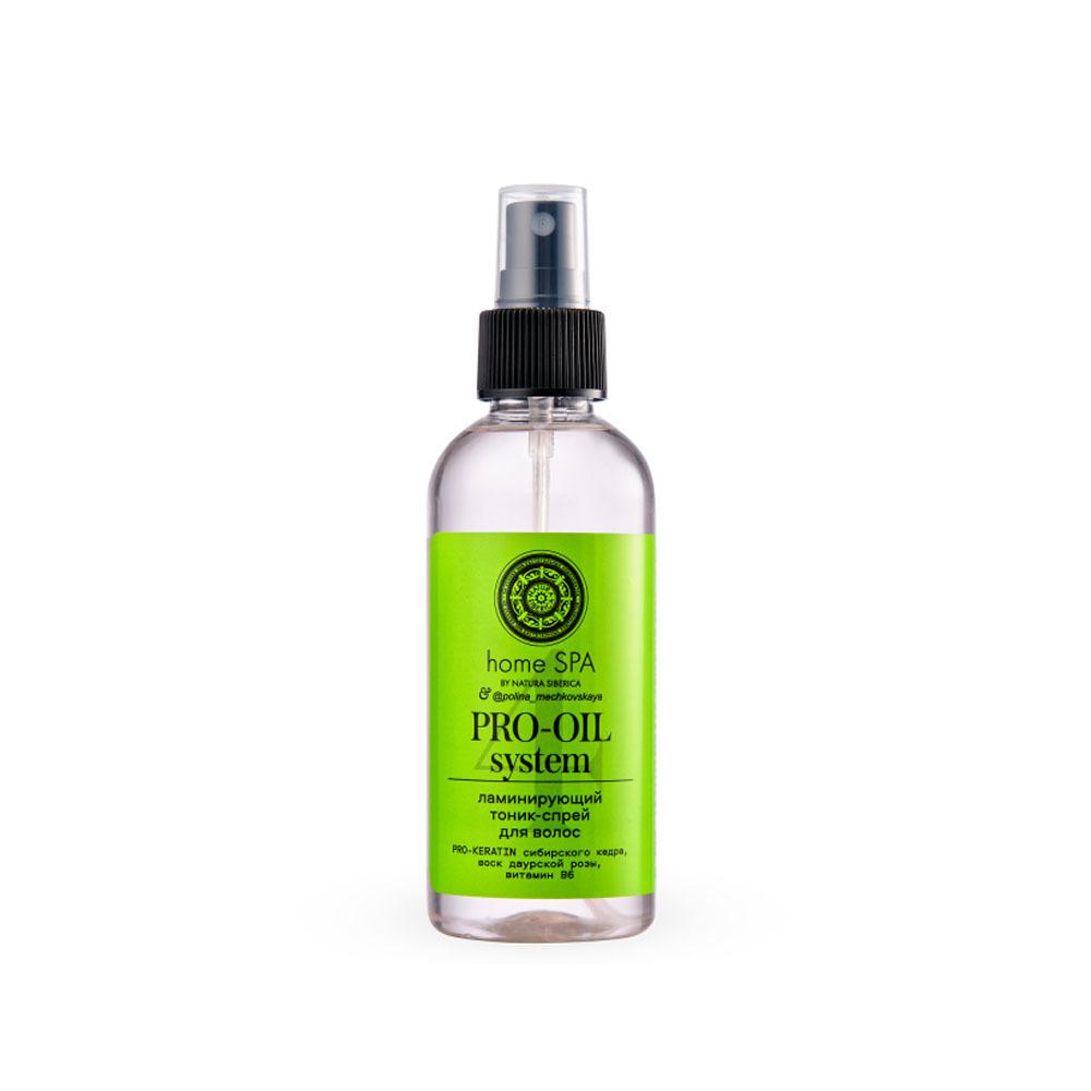 Тоник-спрей для волос Ламинирующий Pro-Oil System