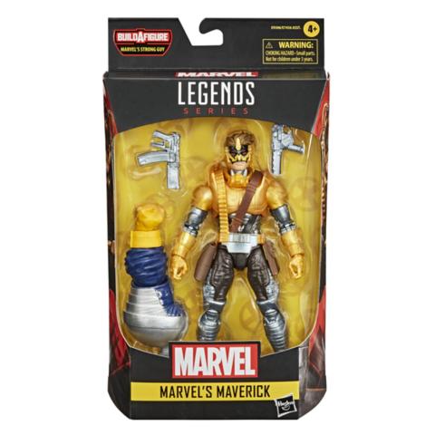 Marvel Legends Series: Marvel`s Maverick || Маверик