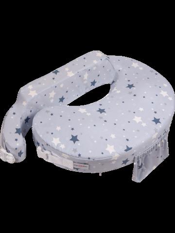 Подушка в хлопковом чехле