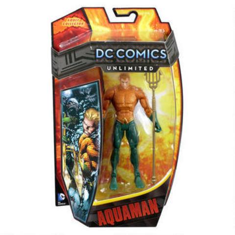 DC Unlimited 2013 Series 03 - Aquaman (New 52)