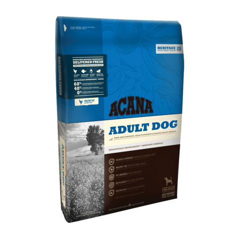 Acana Heritage Adult Dog Сухой корм для собак беззерновой