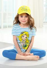 Комплект для девочки с легинсами (1-5 лет)