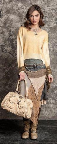 Elisa Cavaletti юбка ELW 143002405