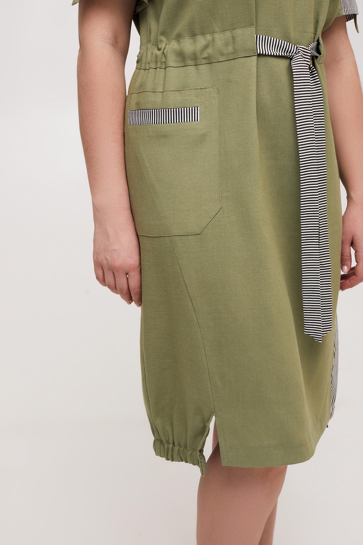Сукня Земфіра (Земфира) (оливковий)