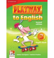 Playway to English (Second Edition) 3 Pupil's Book