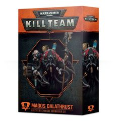 Kill Team: Magos Dalathrust Commander set