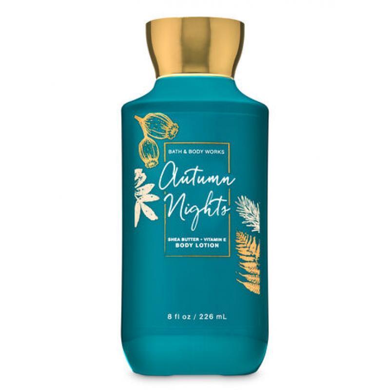 Лосьон для тела Bath&BodyWorks Autumn Nights 226 мл