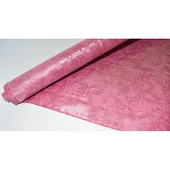 Скатерть одноразовая Vitto Prestige бумажная с полимерным покрытием в рулоне 120 см x 7 м бордовая