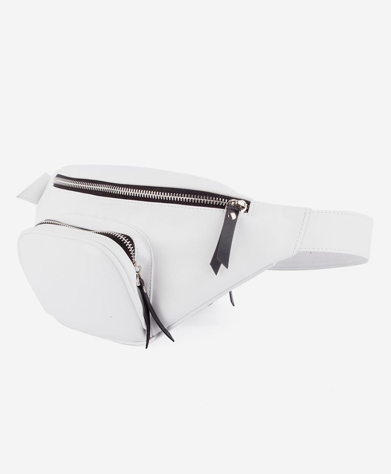 белая-сумка