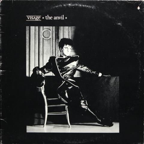 Visage / The Anvil (LP)