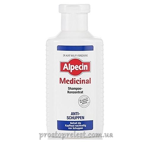 Alpecin Medicinal Shampoo-Konzentrat Anti-Schuppen - Шампунь концентрат против перхоти