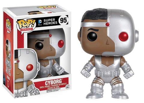 Фигурка Funko POP! Vinyl: DC: Cyborg 7263