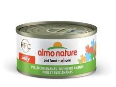 Консервы (банка) Almo Nature Legend Adult Cat Chicken&Pineapple