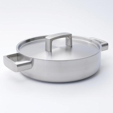 Сотейник 24см 3л (5-слойный материал) Ron