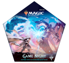 "Набор ""Magic The Gathering: Game Night Kit"" (английский)"