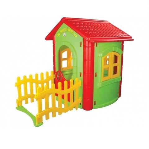 Домик игровой с забором MAGIC