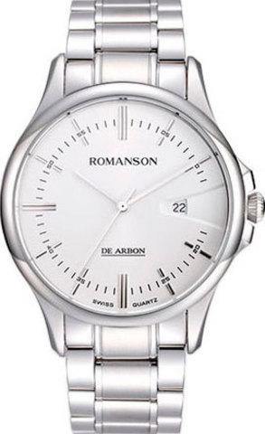 Наручные часы Romanson CA5A10MMW(WH)