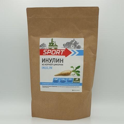 Инулин сахарозаменитель BIONOVA, 500 гр