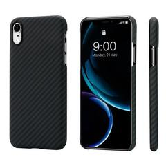 Чехол Pitaka MagCase (арамид) для Apple iPhone Xr (Black/Grey Twill)