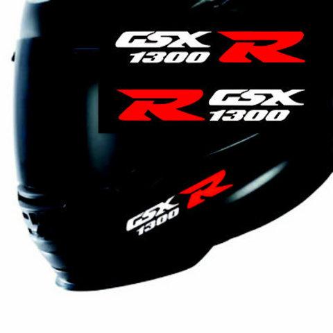 Виниловые наклейки на мотоциклетный шлем