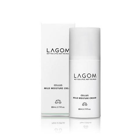 LAGOM Cellus Mild Moisture Cream 80ml