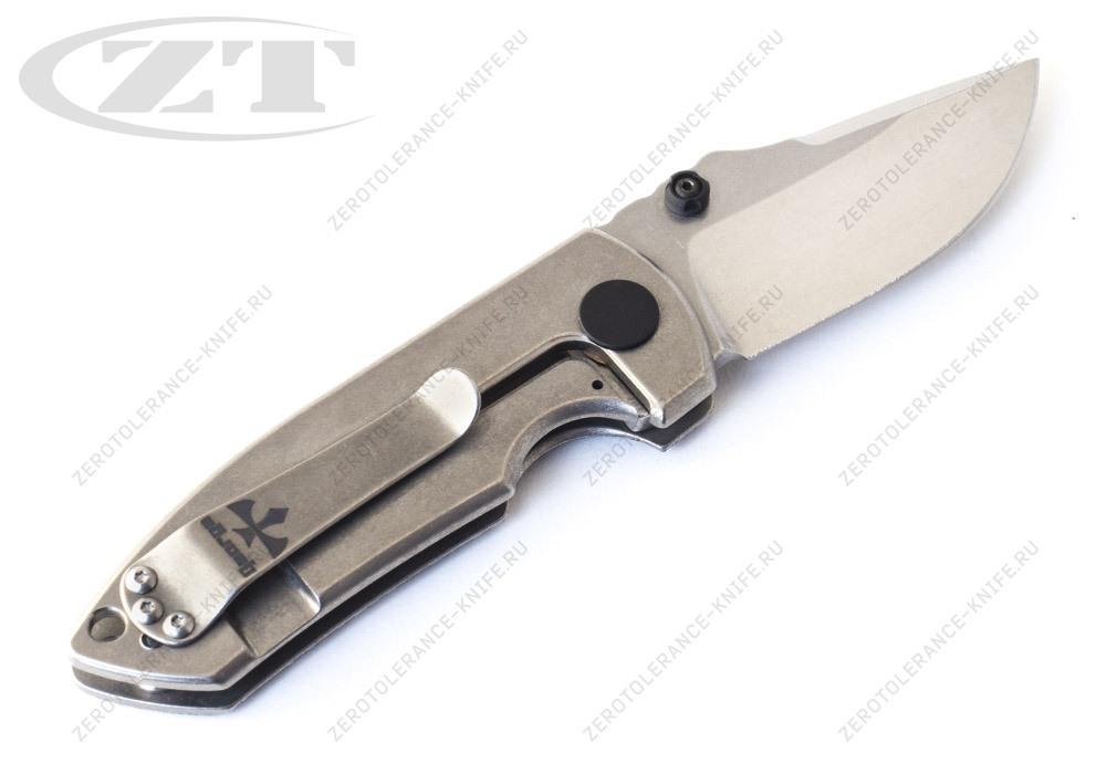 Нож ESV Extra Small VECP Les George - фотография