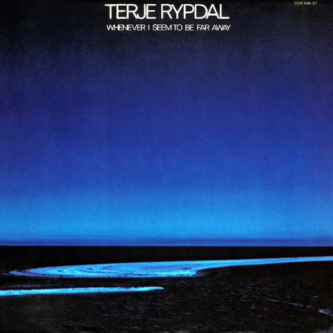 Terje Rypdal / Whenever I Seem To Be Far Away (CD)