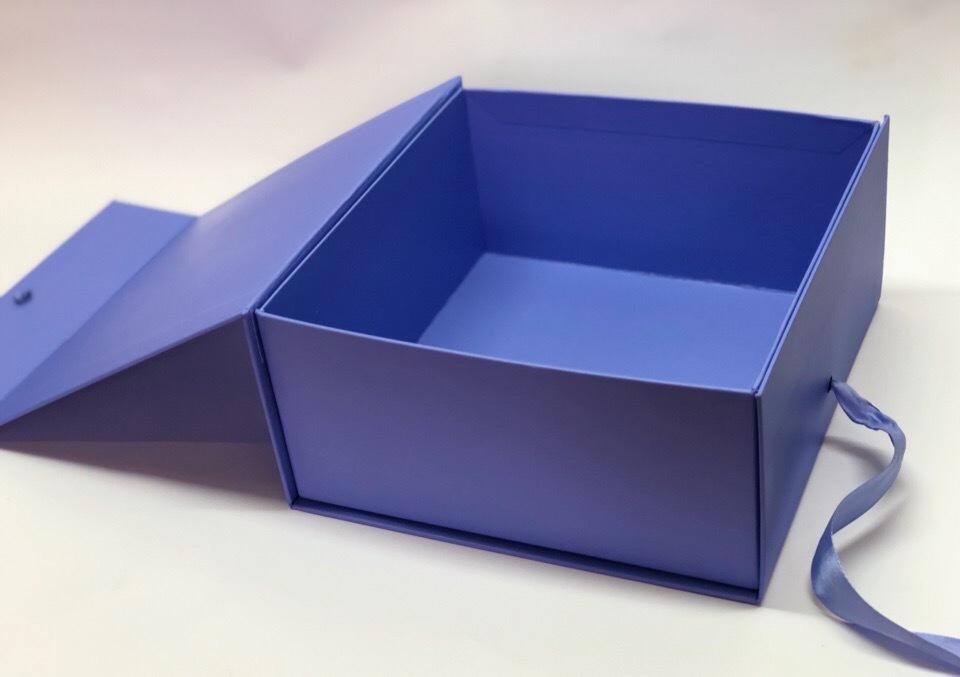 Коробка сундучок светло фиолетовый . Розница 350 рублей
