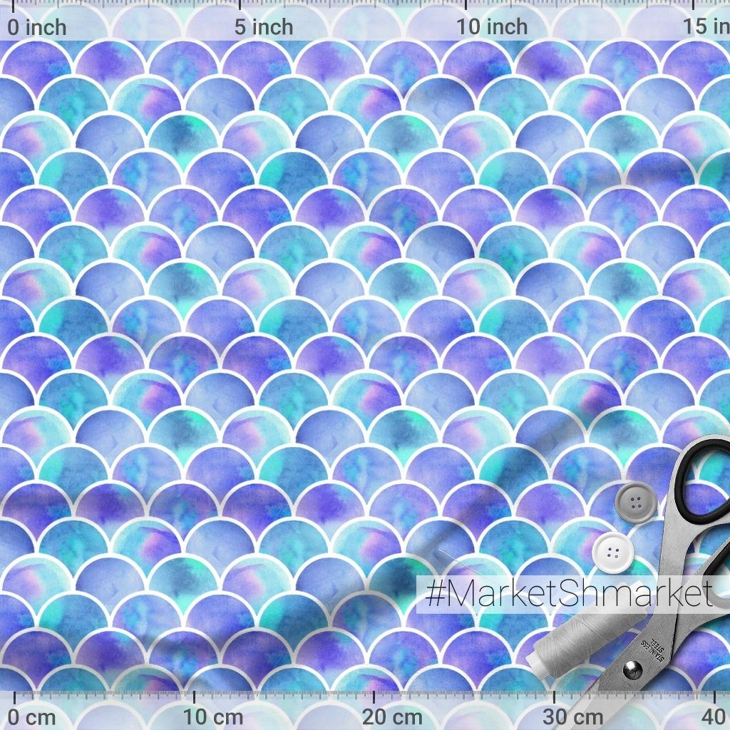 Mermaid's scales. Чешуя русалки