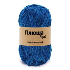 Джинсовый синий
