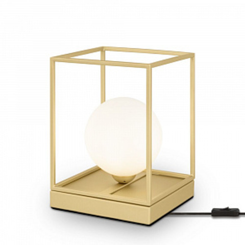 Настольная лампа Trinity FR5113TL-01G. ТМ Maytoni
