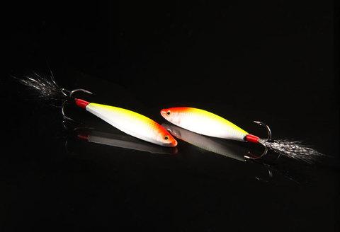 Бокоплав ручной работы Fire Fish цвет 014