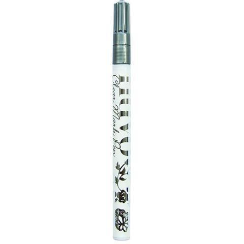 Маркер для эмбоссинга Nuvo Clear Mark Embossing Pen