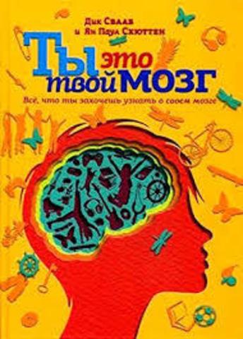 Ты - это твой мозг.Все, что ты захочешь узнать о своем мозге