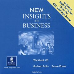 New Insights into Business Workbook Audio CD