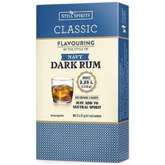 Эссенция Still spirits Classic navy dark rum, 2х16 г на 2,25 л