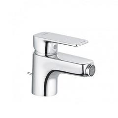 Смеситель для биде однорычажный с донным клапаном Kludi Pure&Style 402160575 фото