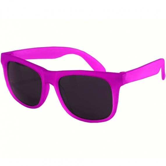 Солнечные очки для малышей Real Kids Switch 2-4 года фиолетовый/серый