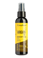 Compliment Rich Hair Care Эликсир-уход для волос Интенсивное восстановление ARGAN OIL