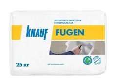 Шпаклёвка Knauf Фуген гипсовая для швов, 25 кг